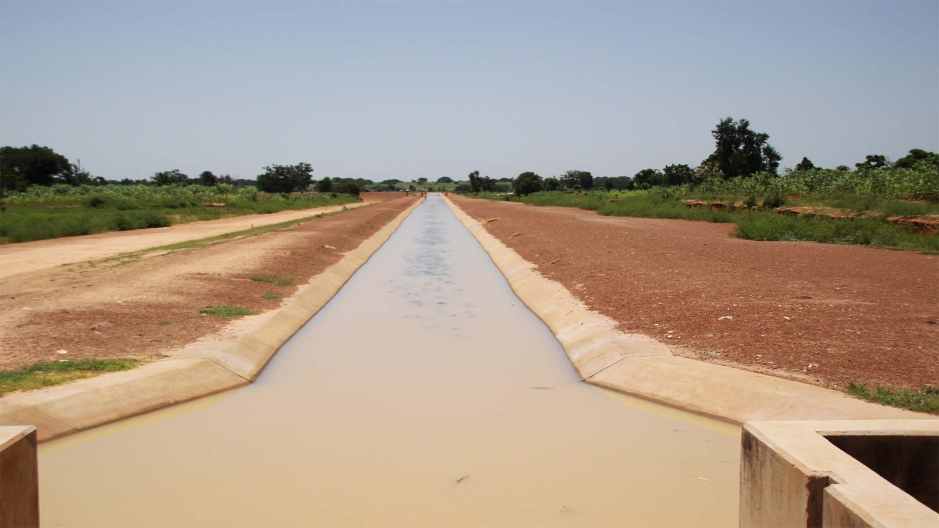 Drainage & Irrigation Project